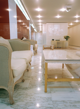 Moschino Showroom Milan retail interior design sean dix