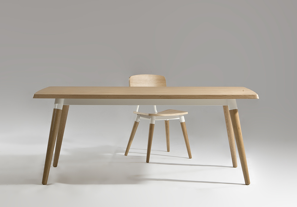 Copine Table and chair Sean Dix furniture design