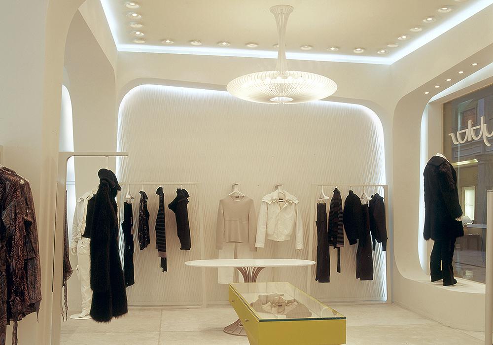 BYBLOS MOSCOW retail interior DESIGN SEAN DIX