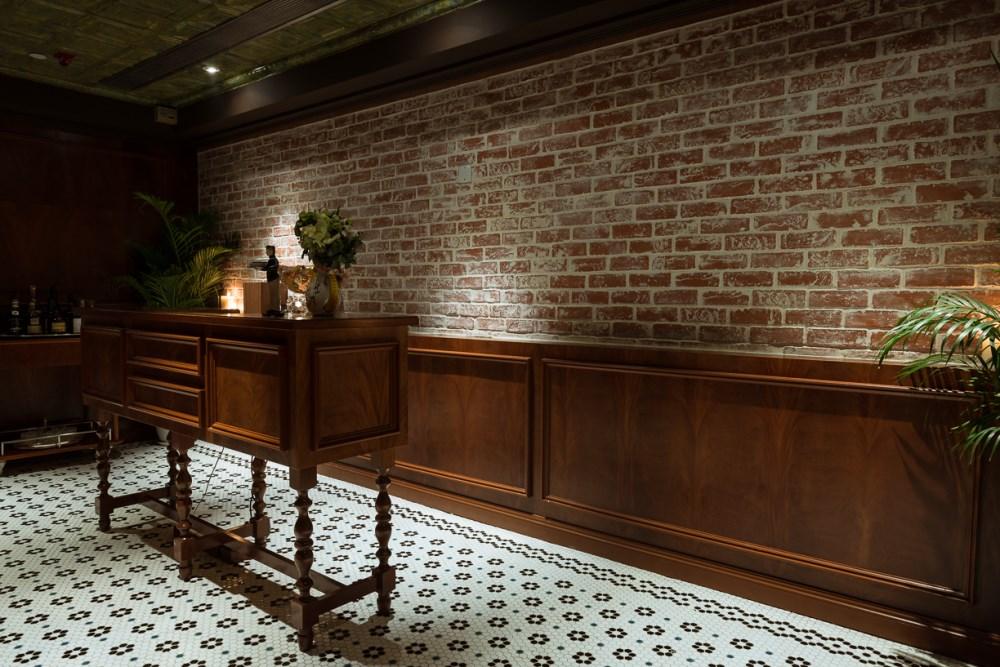 Carbone Hong Kong Sean Dix restaurant interior design