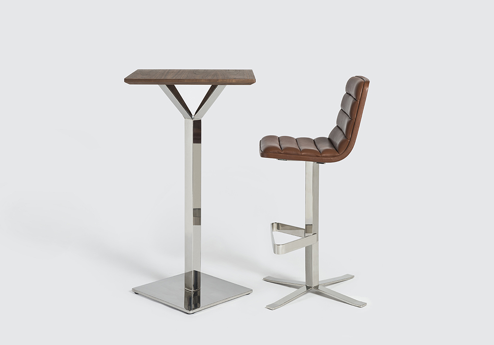 Ronin Stool and Table Sean Dix furniture design