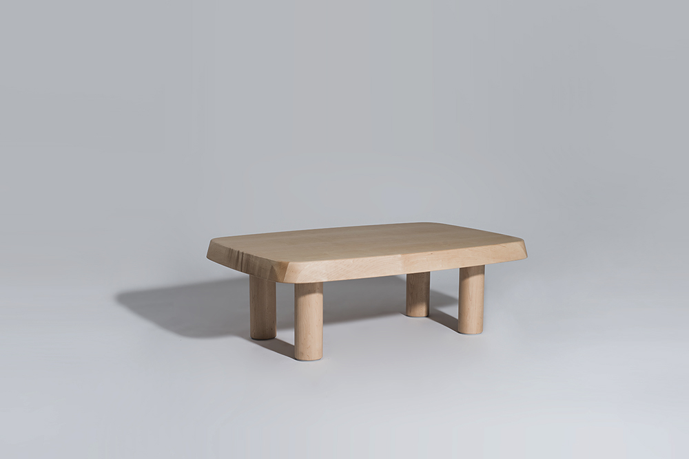 Slab table Sean Dix furniture design