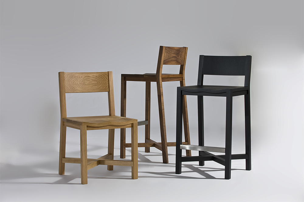 Tomoko chairs sean dix furniture design