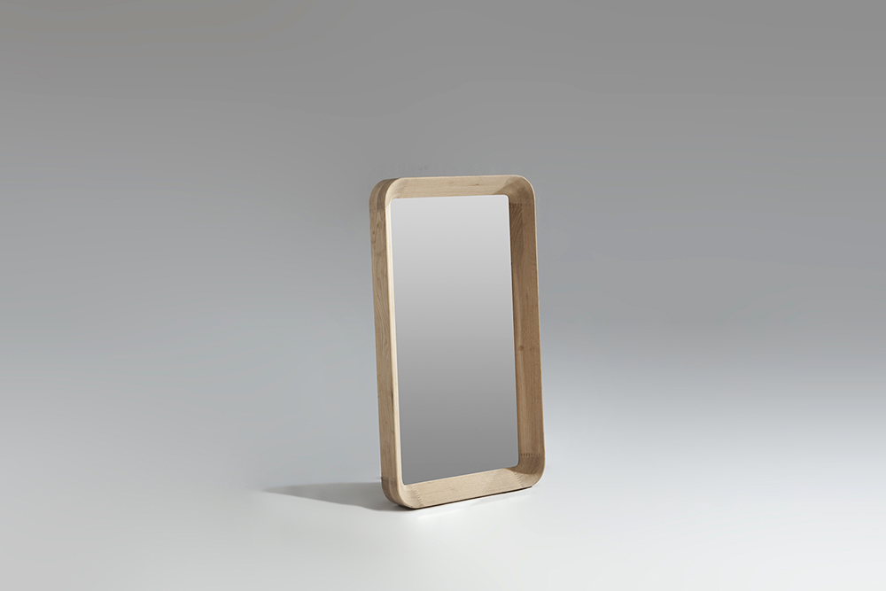 Velodrome mirror sean dix furniture design