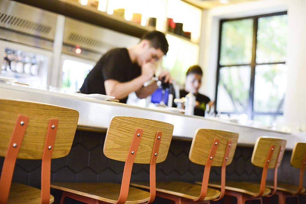 Yardbird Hong Kong Sean Dix restaurant interior design