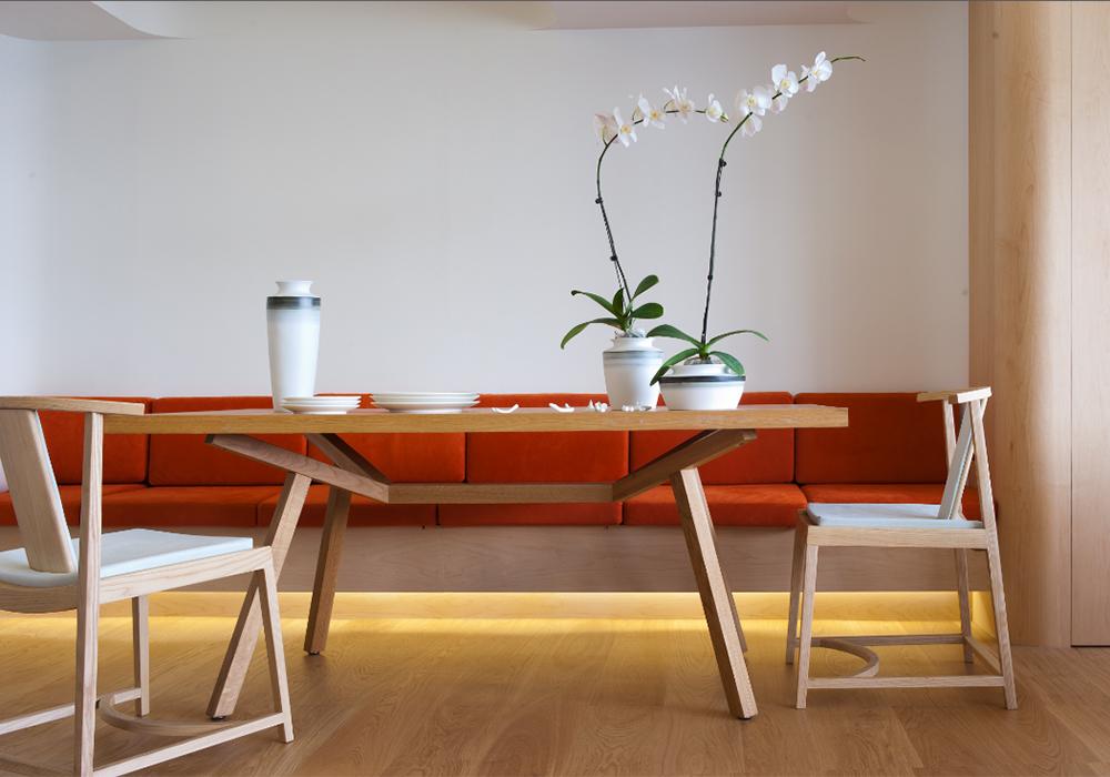private residence SEAN DIX residential interior design