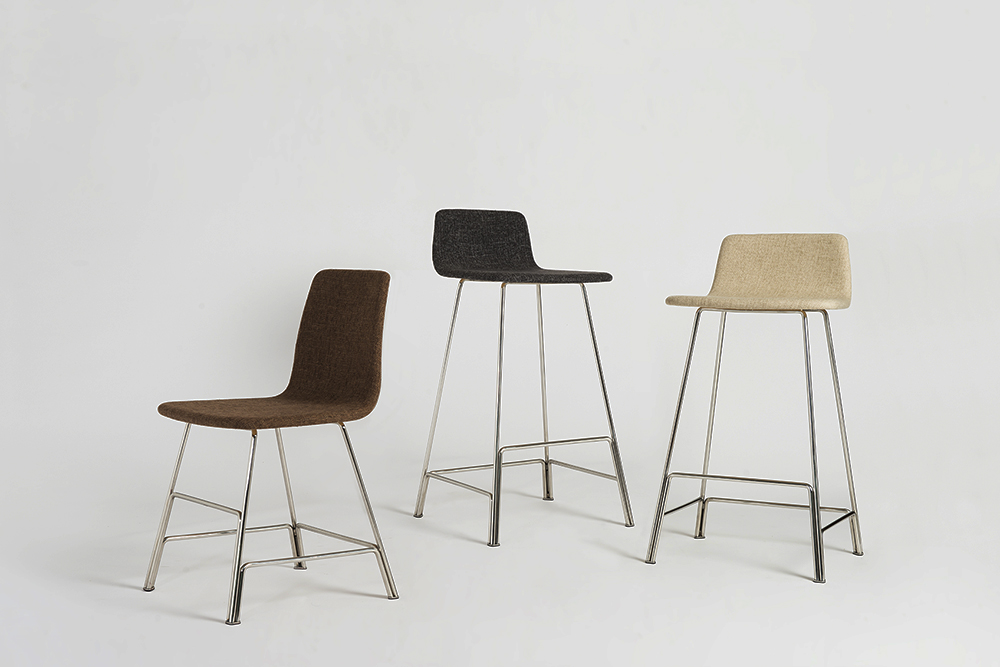 rod chairs stools Sean Dix furniture design