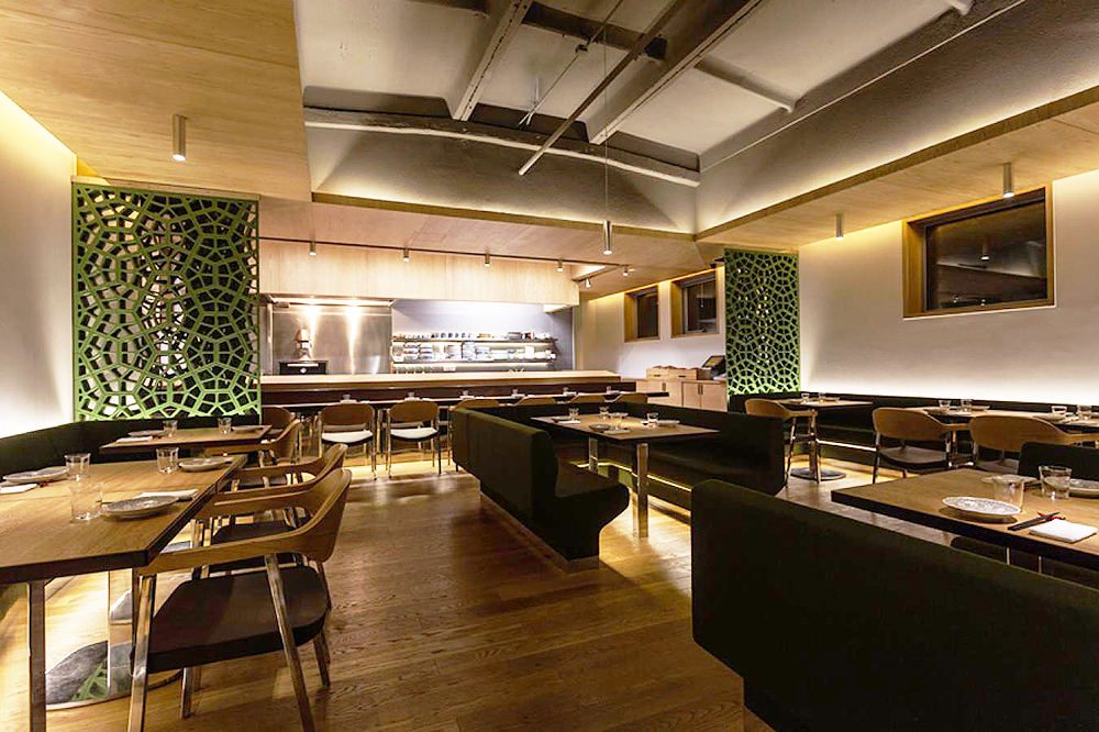 sligshot chair Okra Beijing Sean Dix restaurant furniture interior design