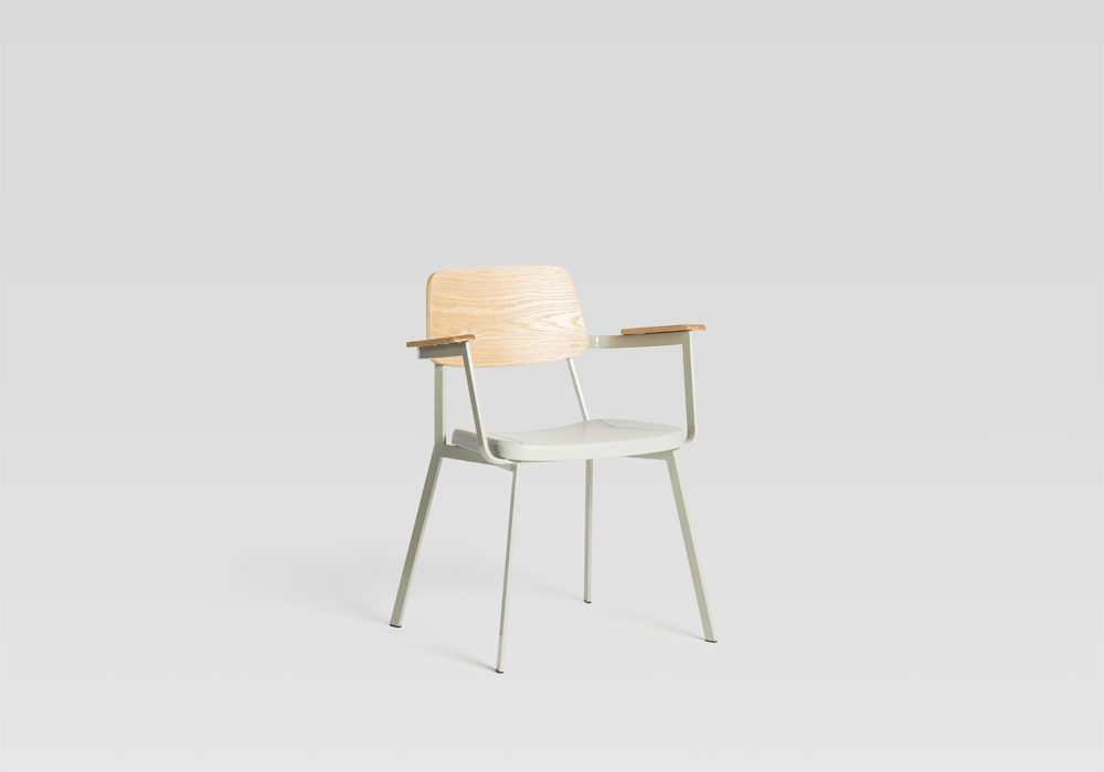 sprint arm chair sean dix furniture design