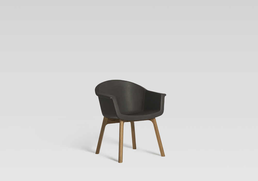 The Cockpit Chair Minimal Furniture Design by Sean Dix