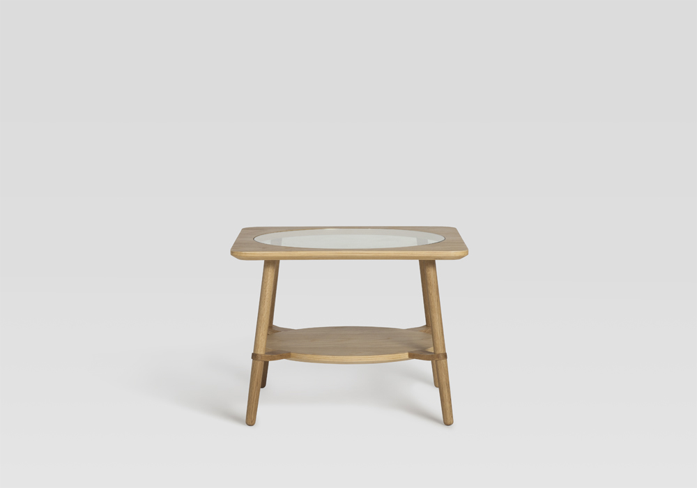 Cutout Low Table Sean Dix furniture design