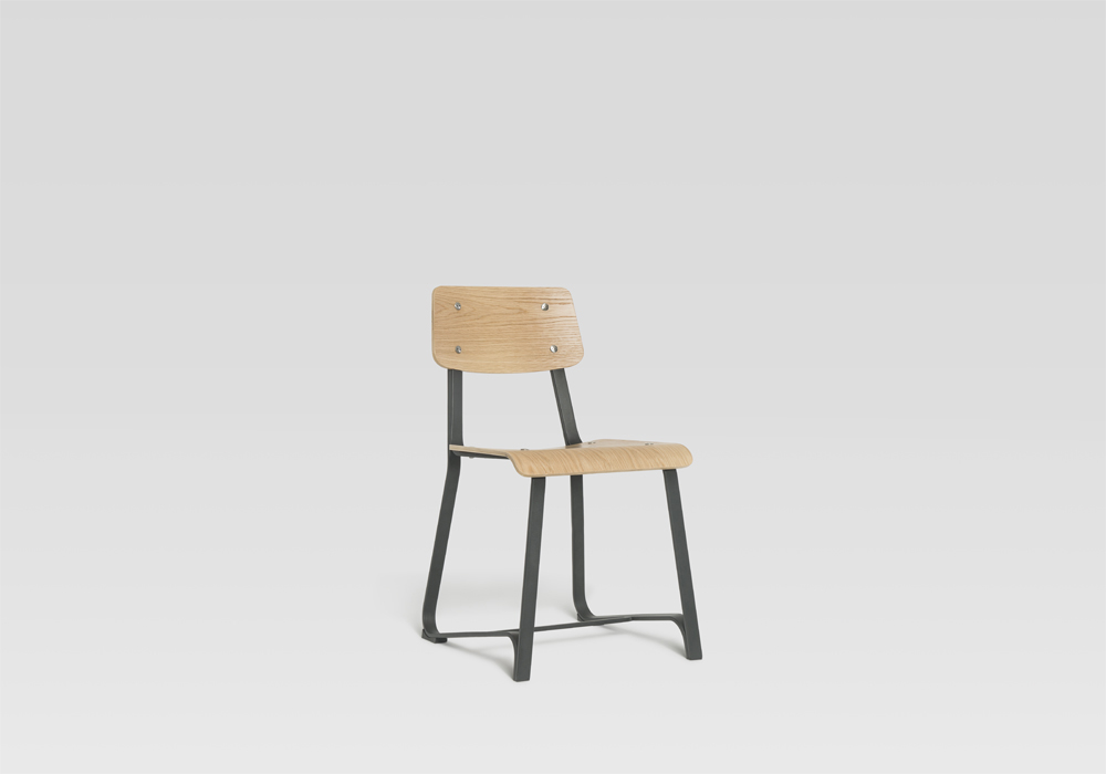The School Chair Designed By Sean Dix