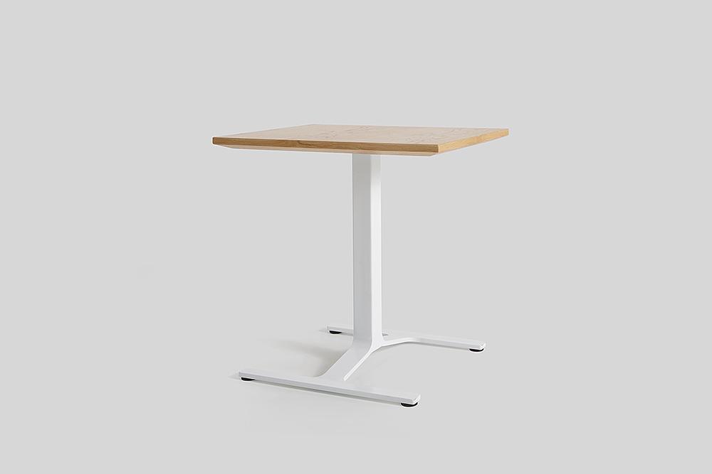 bistro pedestal table sean dix design