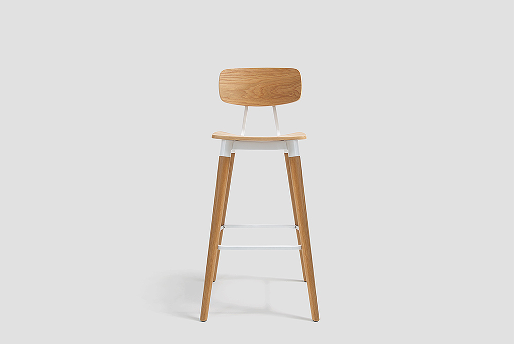 copine bar height stool sean dix design