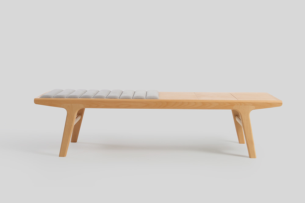 reverso bench+coffee table sean dix design