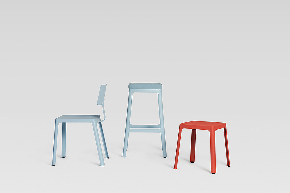 street chair and stools sean dix design