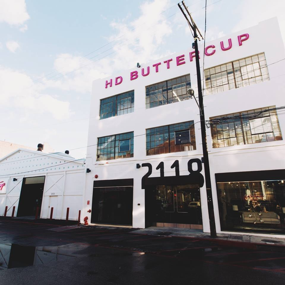 HD Buttercup Los Angeles Sean Dix Interior Design