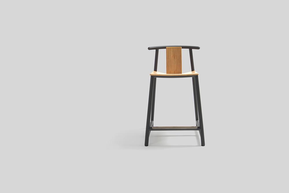 Sean Dix Design Panda Counter Stool