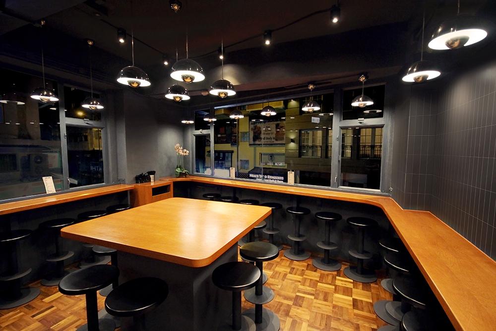 Seoul Bros_Sean Dix interior design_Hong Kong