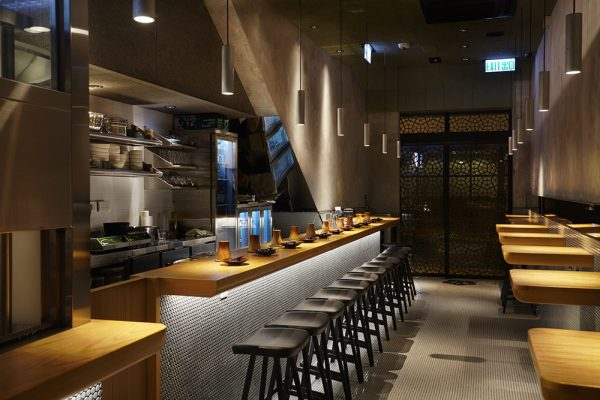 Okra Hong Kong Sean Dix interior design