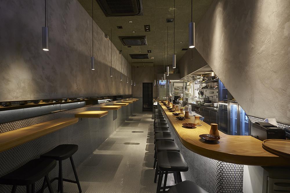 Okra Hong Kong Sean Dix interior design