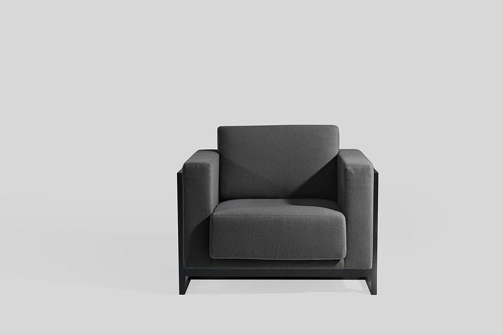 Chairs dix design architecture for Minimal furniture design