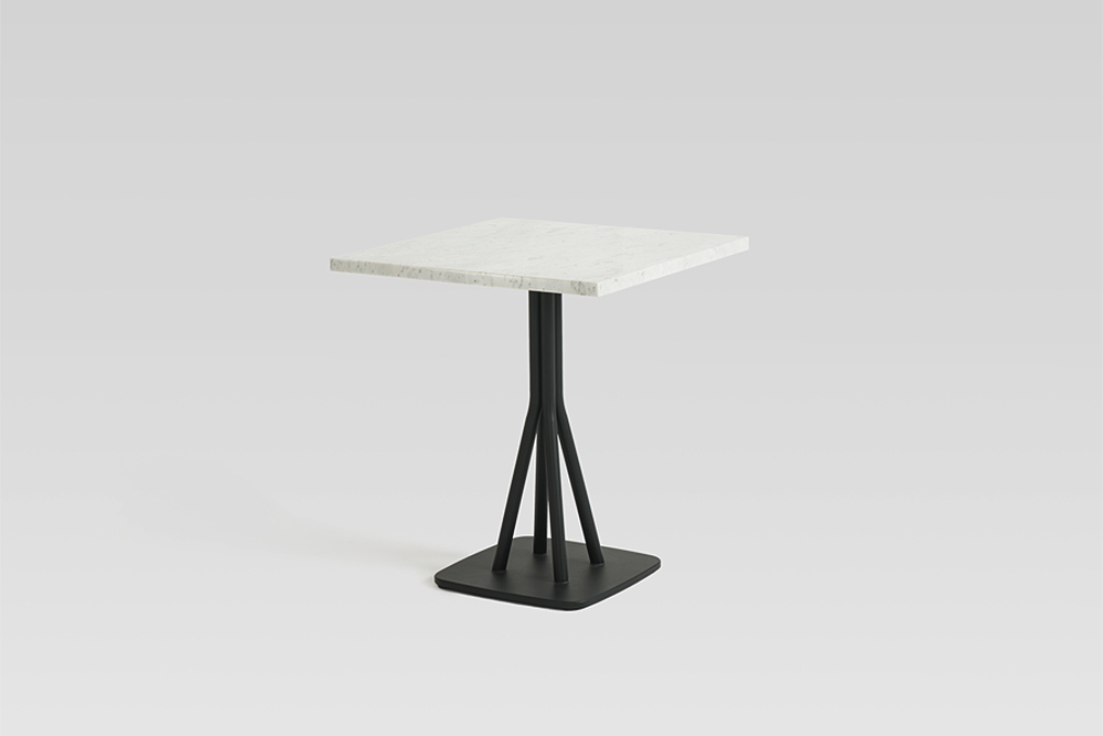 sean dix design chom chom bistro table