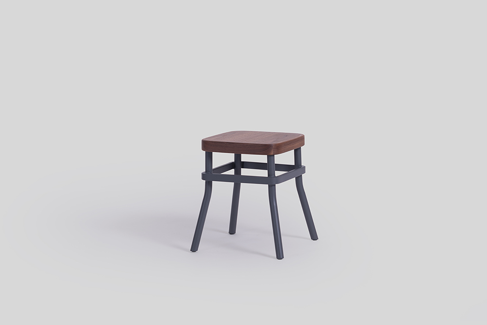 sean dix design chom chom low stool