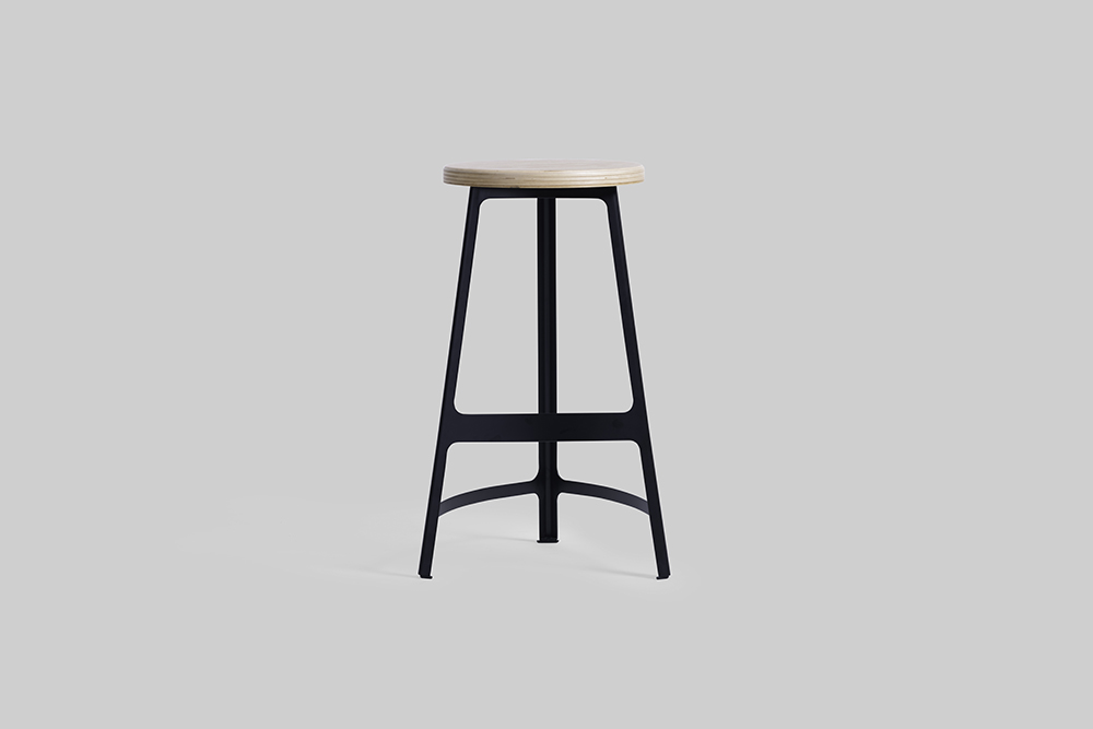 sean dix design factory stool high