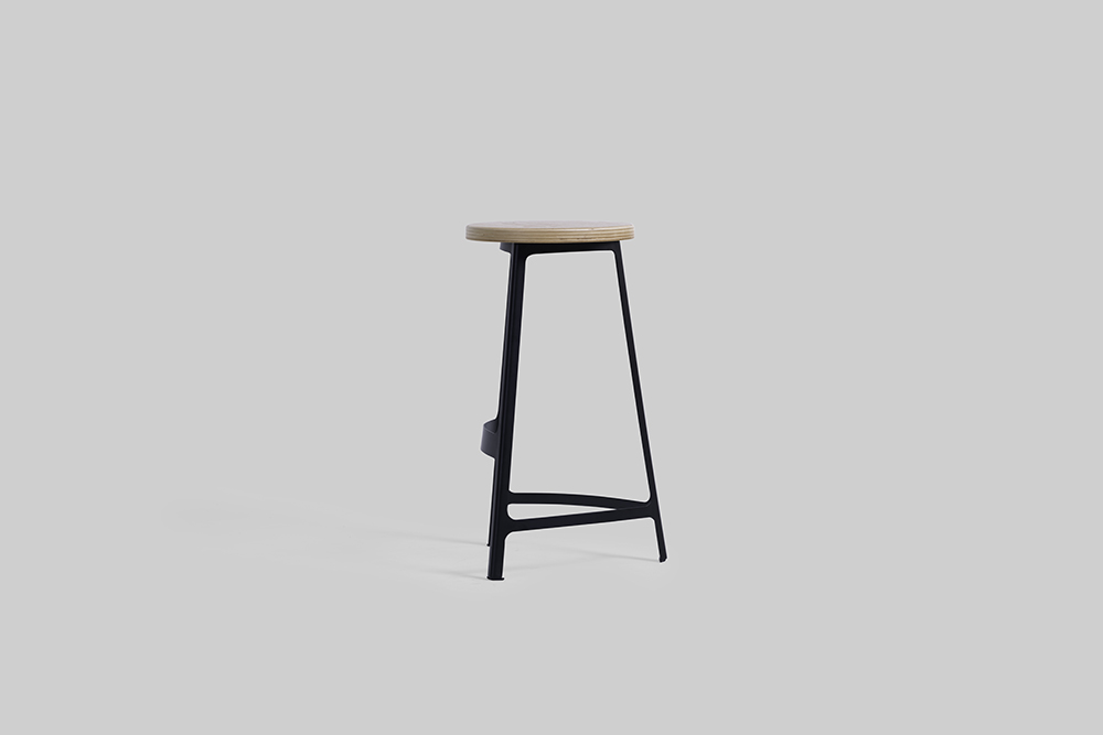 sean dix design factory stool high