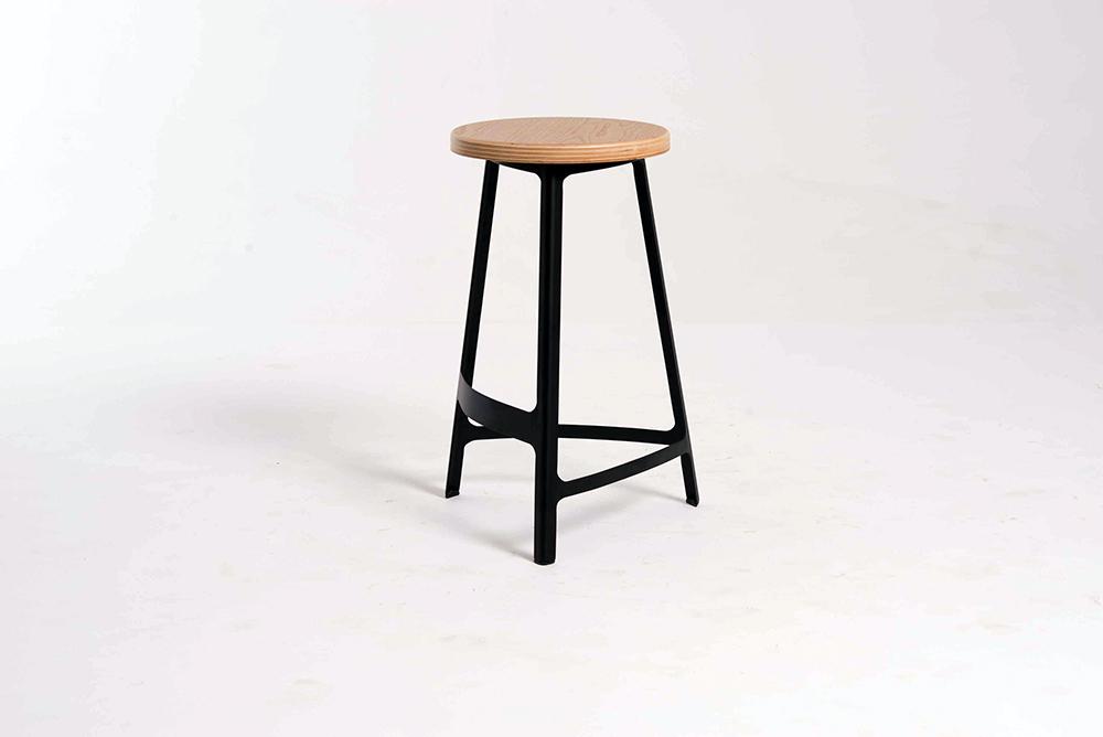sean dix design factory stool