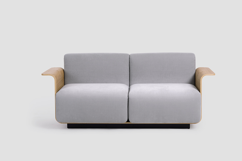 Ply Sofa designed by Sean Dix
