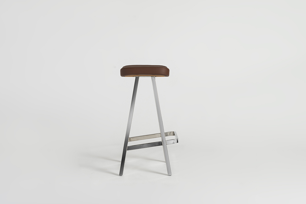 Okra Stool designed by Sean Dix