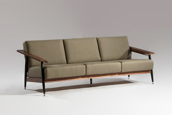 dowel 3 seat sofa designed by sean dix