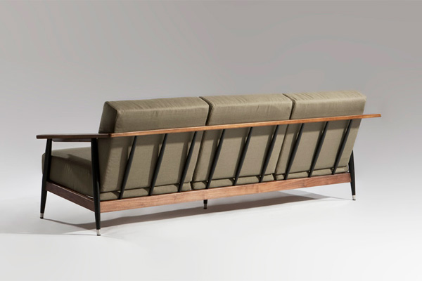 dowel 3 seat sofa back designed by sean dix