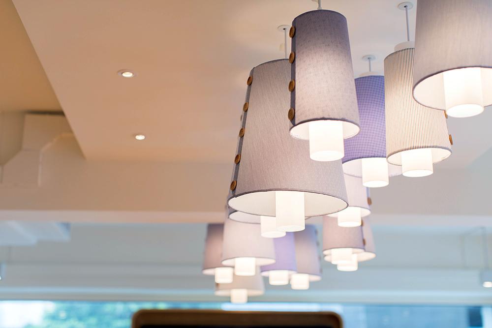 TAL Apparel Corporate Showroom_Custom Lighting_Designed by Sean Dix_1