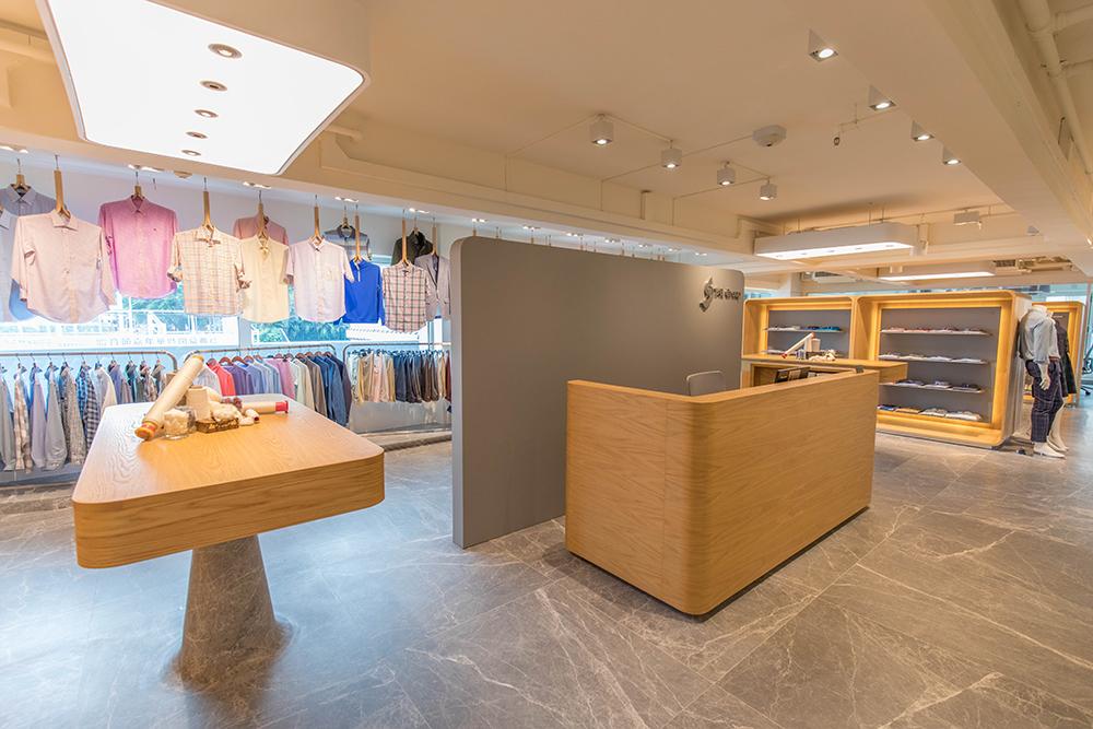 TAL Apparel Corporate Showroom_Designed by Sean Dix_16