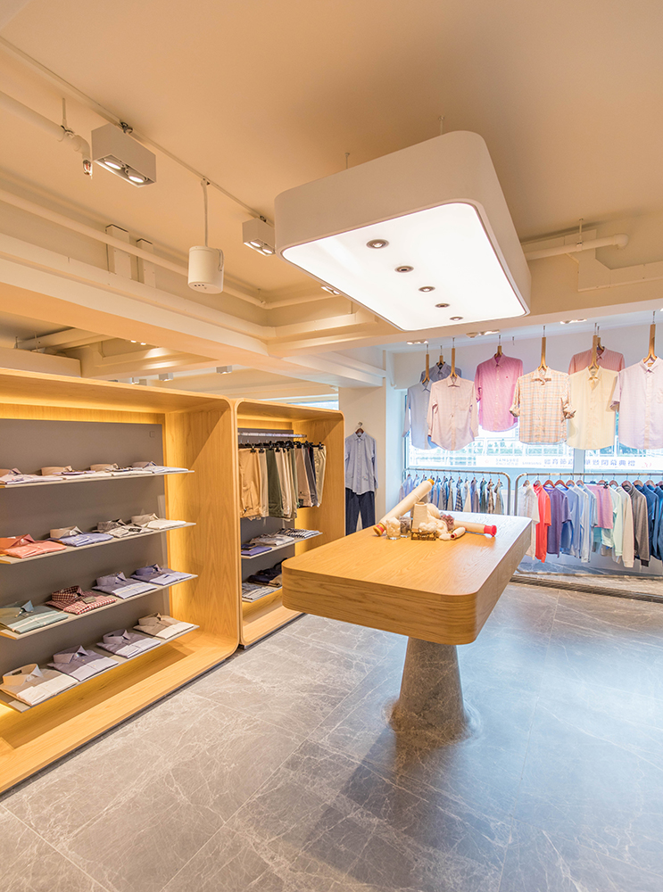 TAL Apparel Corporate Showroom_Designed by Sean Dix_4