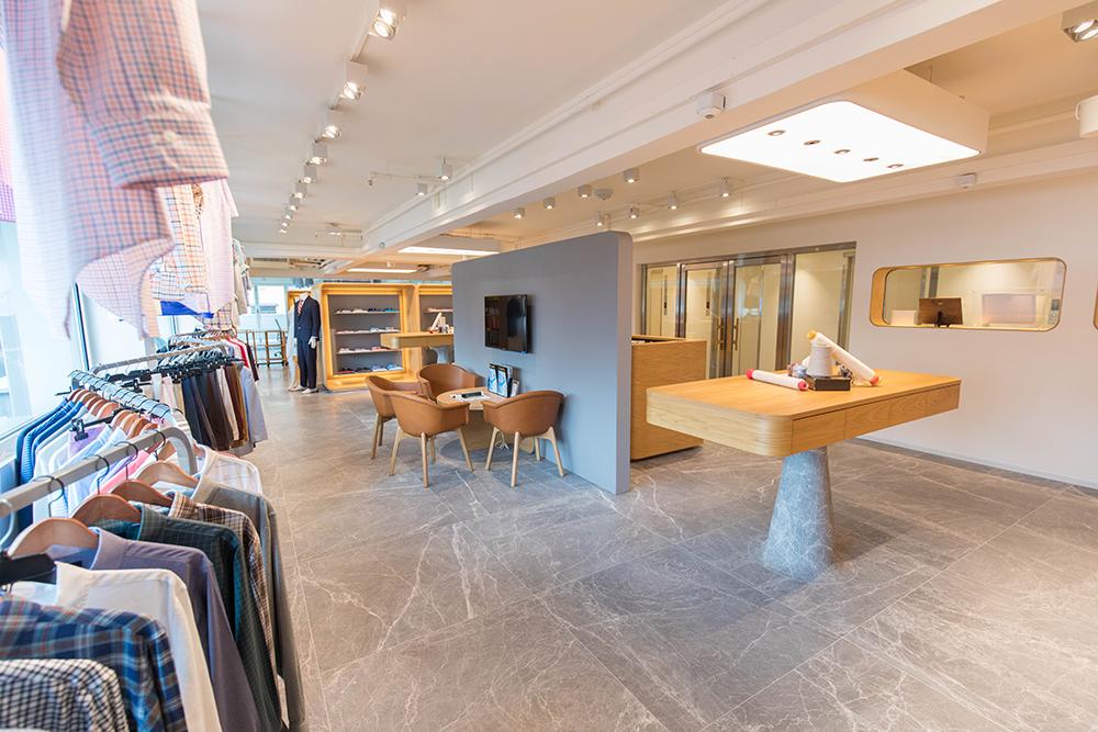 TAL Apparel Corporate Showroom_Designed by Sean Dix_6