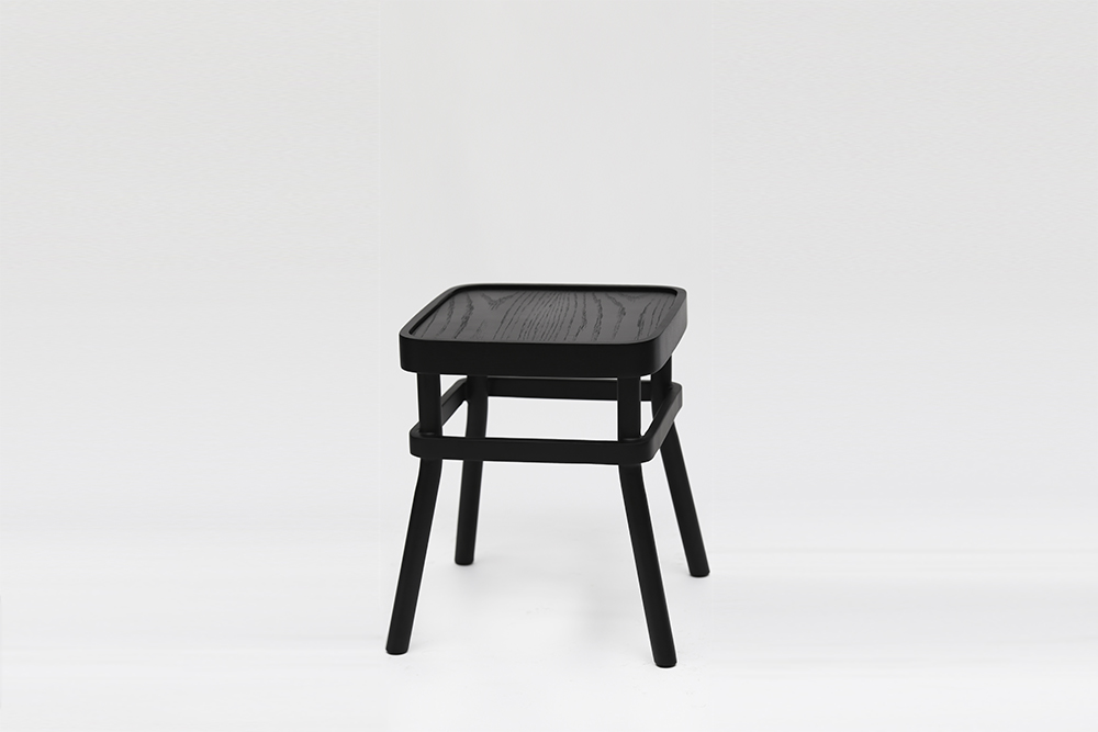 Chom Chom Low Stool Designed by Sean Dix