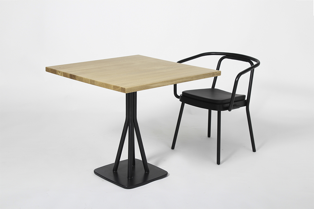 Chom Chom Table and Chair_Designed by Sean Dix