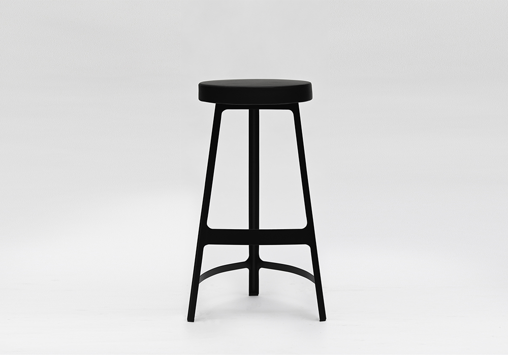 Factory Bar Stool_Designed by Sean Dix