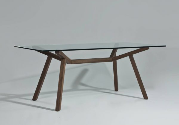 Forte Table With Glass Top Designed By Sean Dix 1 Copy