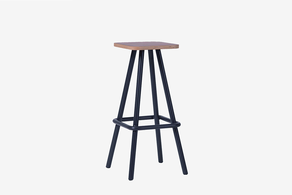 Little Bao Bar Stool_designed by Sean Dix