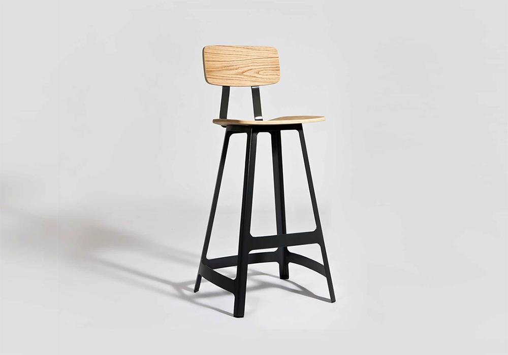 Yardbird Bar Stool designed by Sean Dix