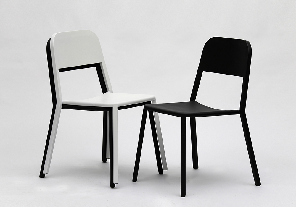 Cosimo Stacking Chairs_Designed by Sean Dix