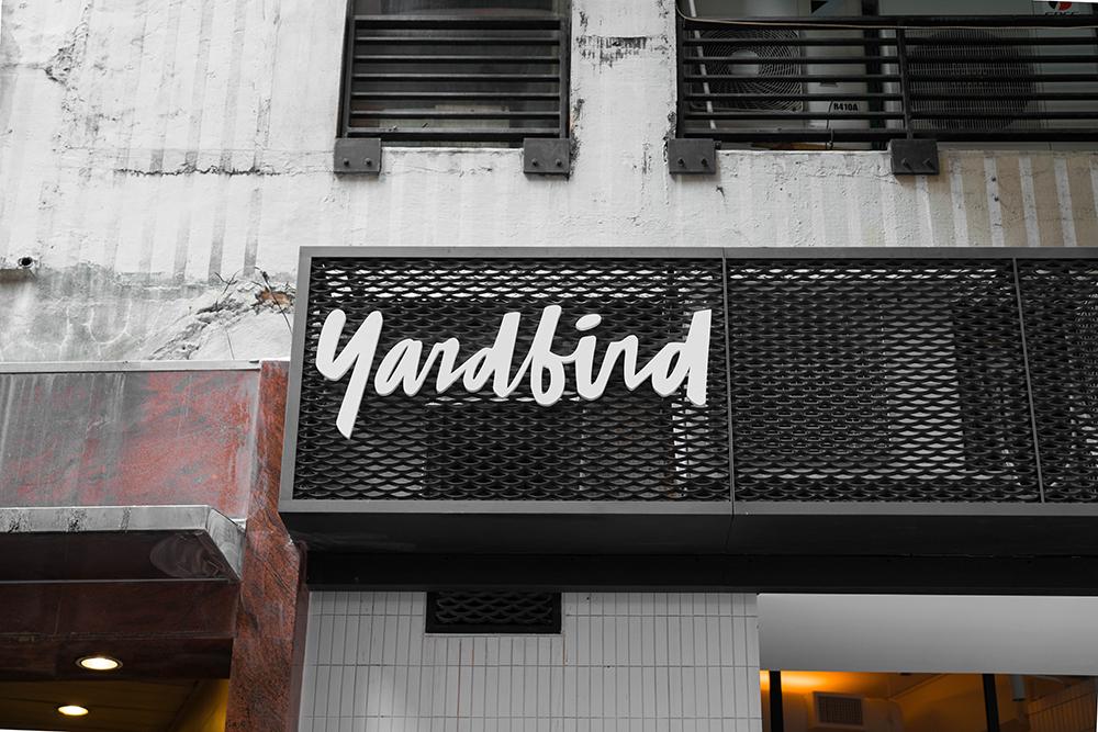 Yardbird 2.0 Interior Architecture and Design by Sean Dix