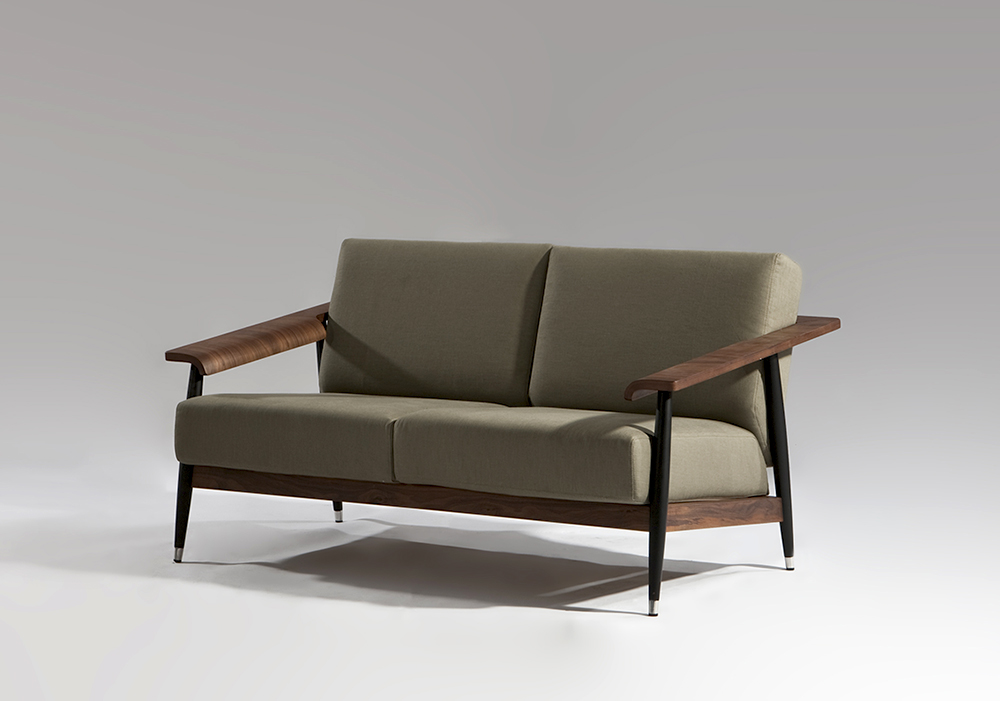 The Modern Dowel Lounge Chair And Sofas Designed By Sean Dix