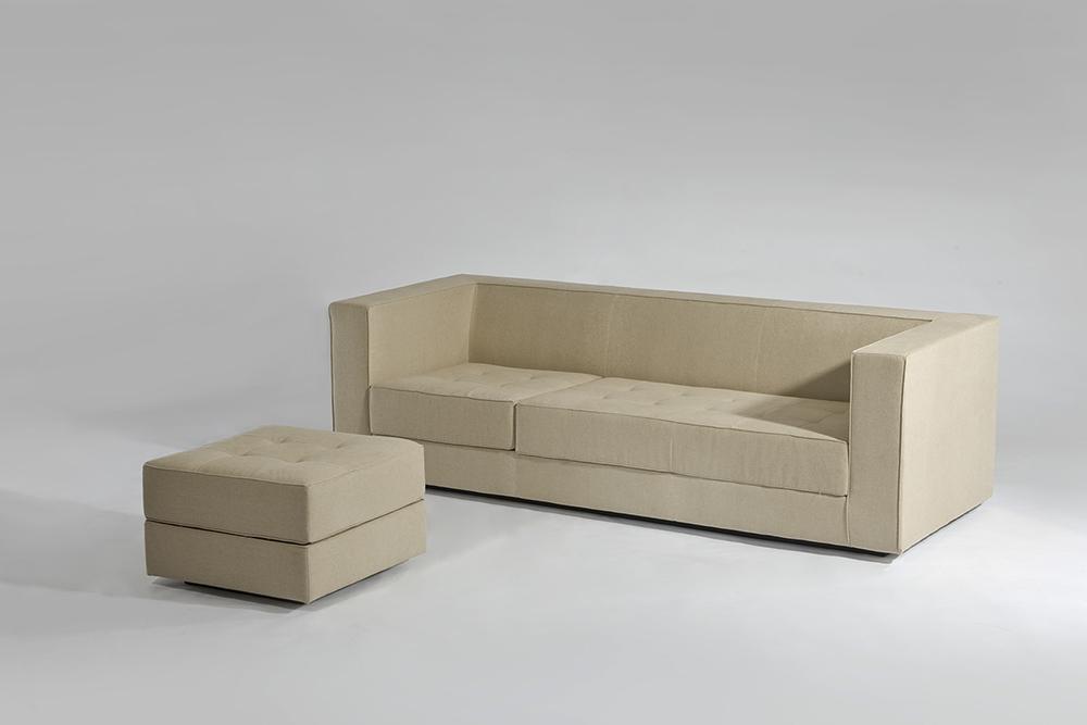 Pad Sofa And Ottoman Sean Dix Furniture Design