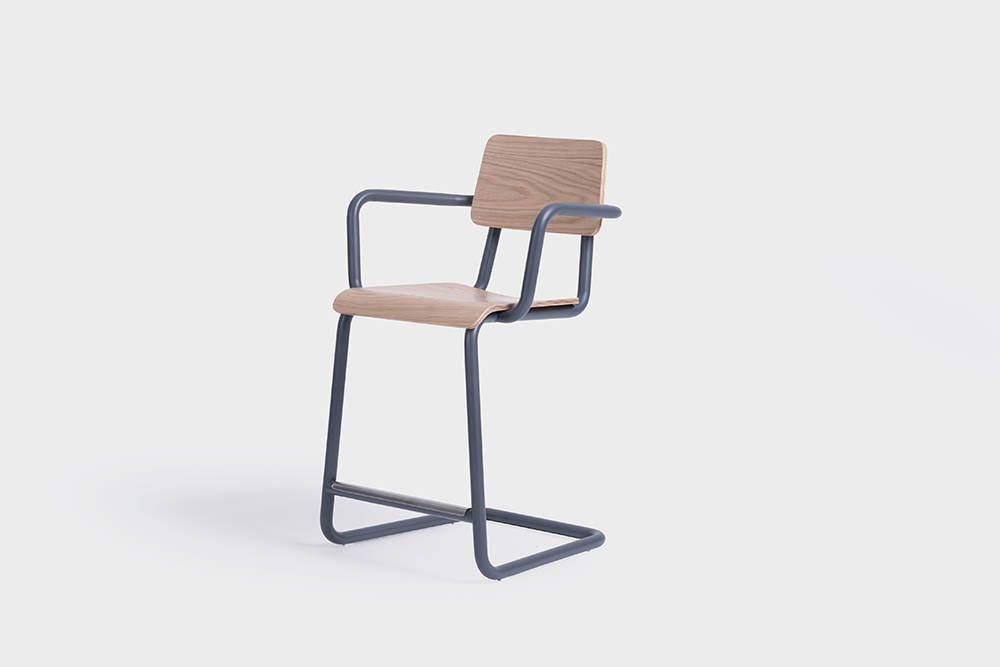 Groovy Cantilever Chair And Barstool Group Modern Dining Chairs Unemploymentrelief Wooden Chair Designs For Living Room Unemploymentrelieforg
